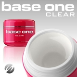 Silcare Uv gel Base one CLEAR 15ml