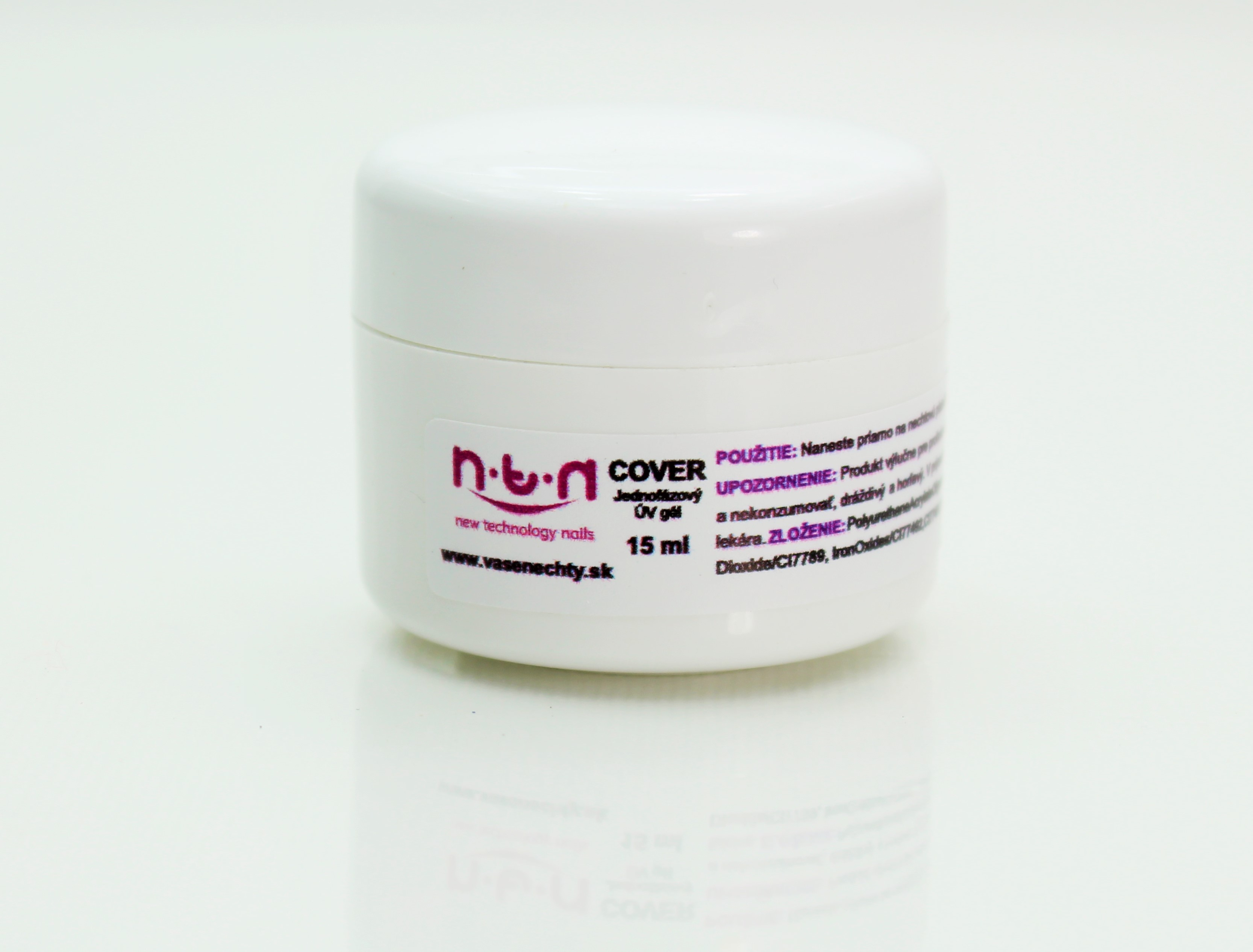 NTN - UV  GÉL COVER 50ml