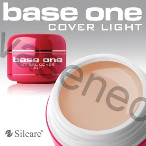 Silcare Uv gel Base one COVER - kamufláž 5ml