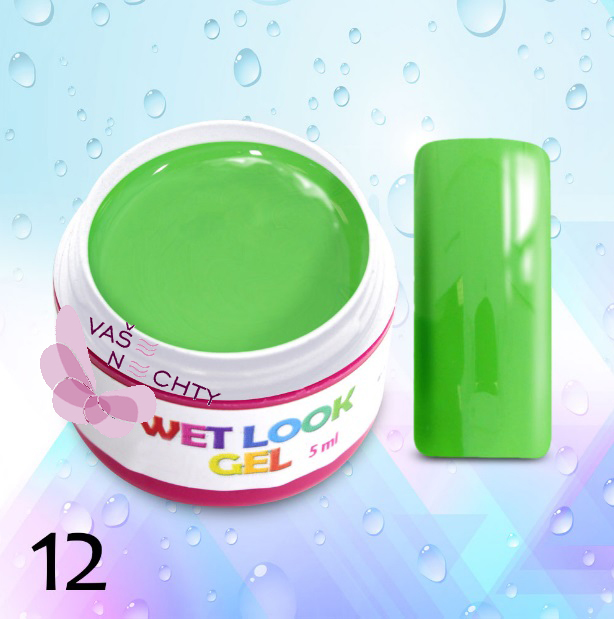 UV gél WET LOOK 5ml č.12