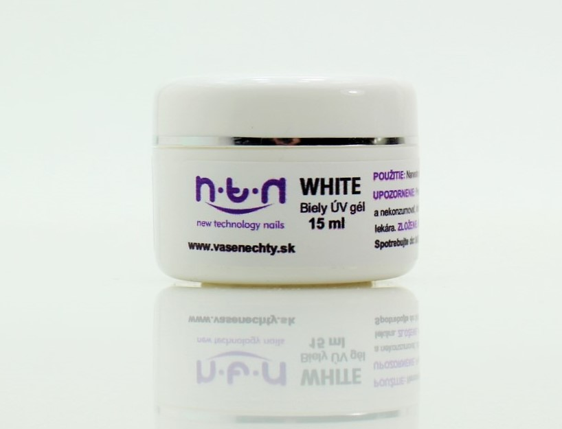 NTN - UV  GÉL WHITE 50ml