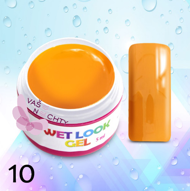 UV gél WET LOOK 5ml č.10