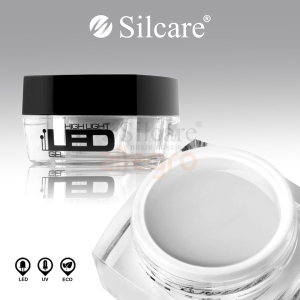 Silcare gél HIGHLIGHT LED 15g - clear