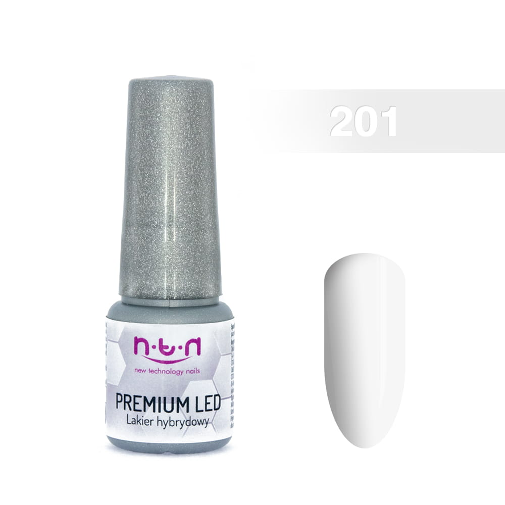 Géllak NTN Hybrid UV PREMIUM LED 6ML č.201