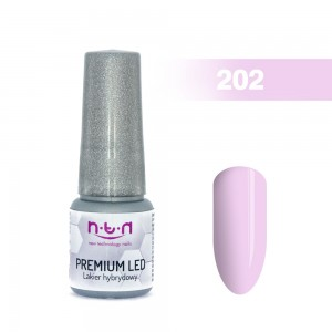 Géllak NTN Hybrid UV PREMIUM LED 6ML č.202