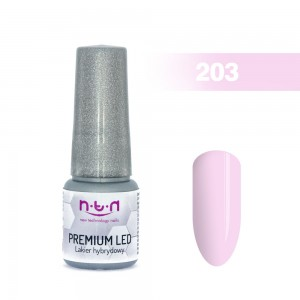Géllak NTN Hybrid UV PREMIUM LED 6ML č.203