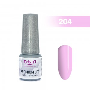 Géllak NTN Hybrid UV PREMIUM LED 6ML č.204