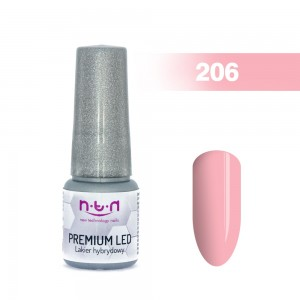 Géllak NTN Hybrid UV PREMIUM LED 6ML č.206