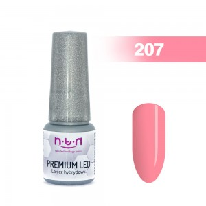 Géllak NTN Hybrid UV PREMIUM LED 6ML č.207