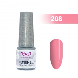 Géllak NTN Hybrid UV PREMIUM LED 6ML č.208