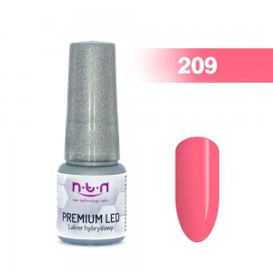Géllak NTN Hybrid UV PREMIUM LED 6ML č.209