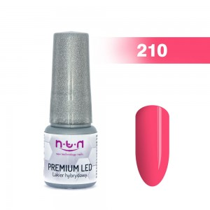 Géllak NTN Hybrid UV PREMIUM LED 6ML č.210