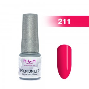Géllak NTN Hybrid UV PREMIUM LED 6ML č.211