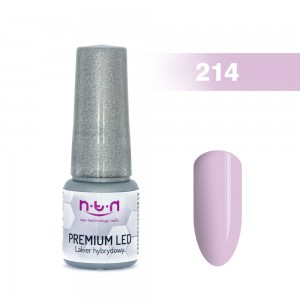 Géllak NTN Hybrid UV PREMIUM LED 6ML č.214