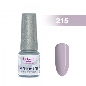 Géllak NTN Hybrid UV PREMIUM LED 6ML č.215