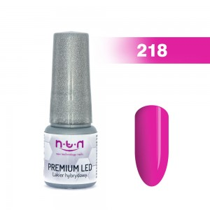 Géllak NTN Hybrid UV PREMIUM LED 6ML č.218