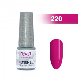 Géllak NTN Hybrid UV PREMIUM LED 6ML č.220