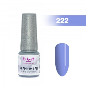 Géllak NTN Hybrid UV PREMIUM LED 6ML č.222