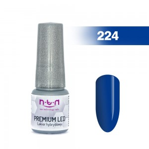 Géllak NTN Hybrid UV PREMIUM LED 6ML č.224