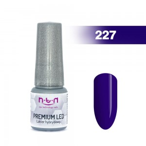 Géllak NTN Hybrid UV PREMIUM LED 6ML č.227