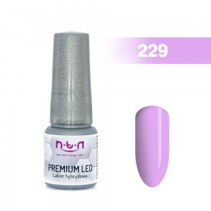 Géllak NTN Hybrid UV PREMIUM LED 6ML č.229