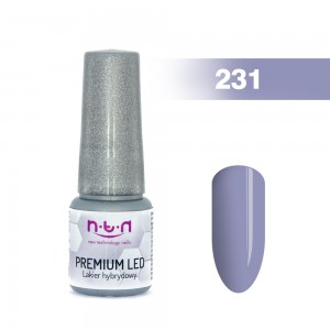 Géllak NTN Hybrid UV PREMIUM LED 6ML č.231