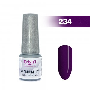 Géllak NTN Hybrid UV PREMIUM LED 6ML č.234