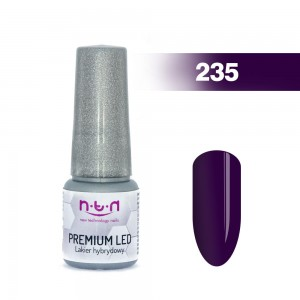 Géllak NTN Hybrid UV PREMIUM LED 6ML č.235