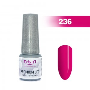 Géllak NTN Hybrid UV PREMIUM LED 6ML č.236