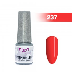 Géllak NTN Hybrid UV PREMIUM LED 6ML č.237