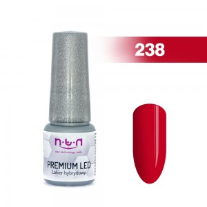 Géllak NTN Hybrid UV PREMIUM LED 6ML č.238