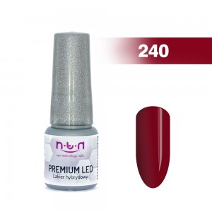 Géllak NTN Hybrid UV PREMIUM LED 6ML č.240