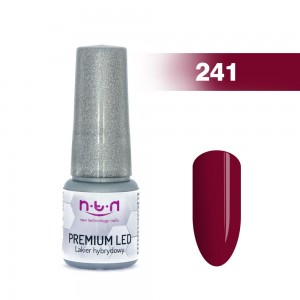 Géllak NTN Hybrid UV PREMIUM LED 6ML č.241