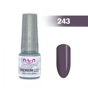 Géllak NTN Hybrid UV PREMIUM LED 6ML č.243