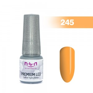 Géllak NTN Hybrid UV PREMIUM LED 6ML č.245
