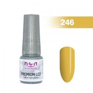 Géllak NTN Hybrid UV PREMIUM LED 6ML č.246