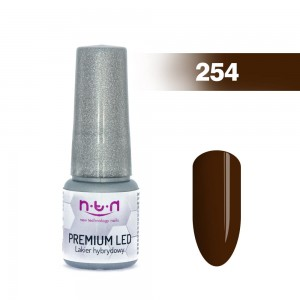 Géllak NTN Hybrid UV PREMIUM LED 6ML č.254