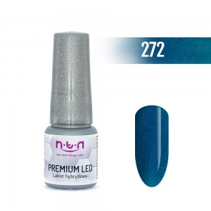 Géllak NTN Hybrid UV PREMIUM LED 6ML č.272