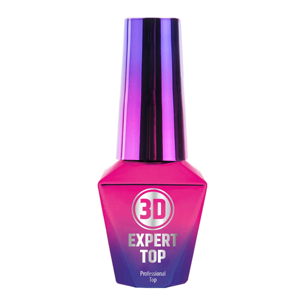 3D EXPERT TOP COAT MOLLY LAC 10ml