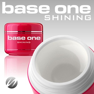 Silcare Base One Shining UV gél 15ml