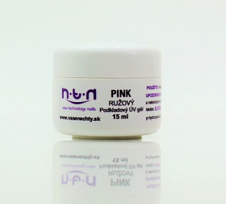 NTN - UV  GÉL PINK 30ml