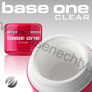 Silcare Uv gel Base one CLEAR 5ml