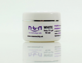 NTN - UV  GÉL WHITE 15ml