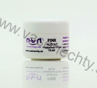NTN - UV  GÉL PINK 15ml