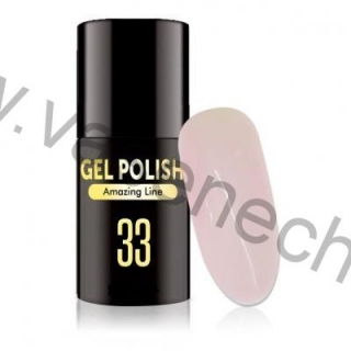 Polish gel Amazing Line 5ml - 33