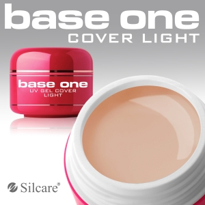 Silcare Uv gel Base one COVER - kamufláž 15ml