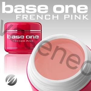 Silcare Uv gel Base one PINK 15ml