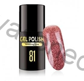 Polish gel Amazing Line 5ml - 81
