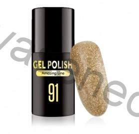 Polish gel Amazing Line 5ml - 91