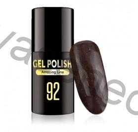 Polish gel Amazing Line 5ml - 92